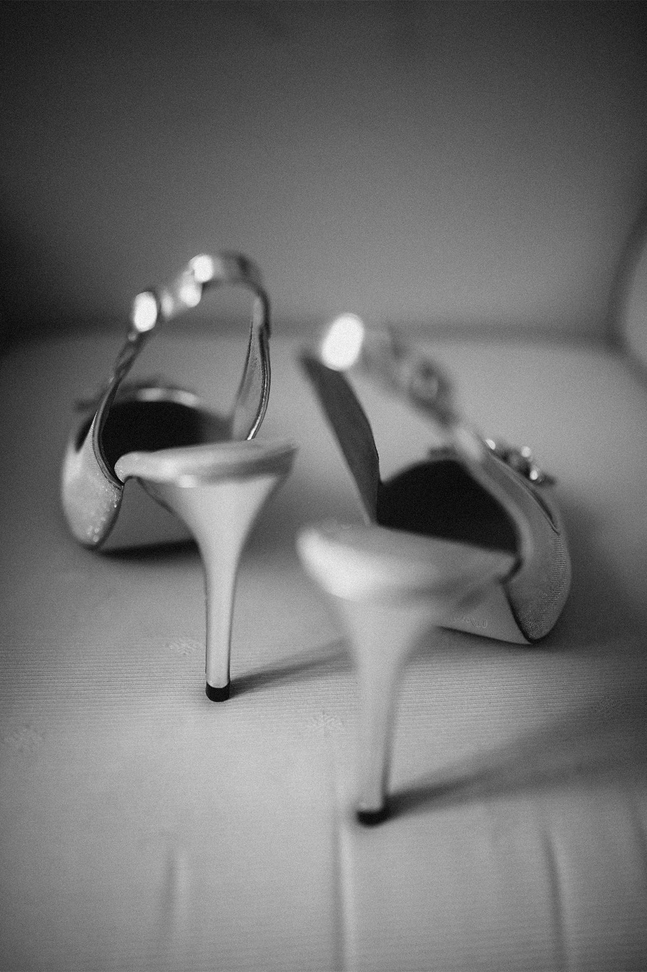 tacchi della sposa